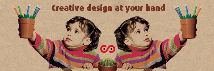 "2creativo - ""Creative design at your hand"""