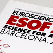 Graphic Project: ESOF 2008 Programme Book - thumbnail