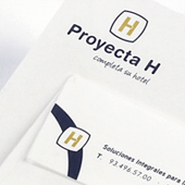 Graphic Project: Proyecta H Corporate Identity - thumbnail