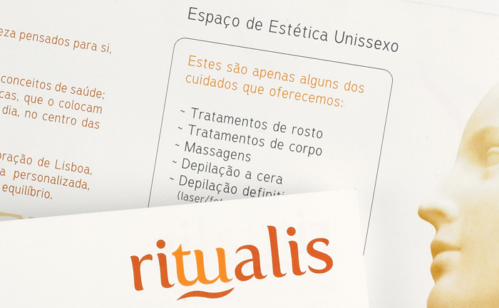Photo Ritualis Promotional element detail