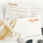 Graphic Project: Ritualis Corporate Identity - thumbnail
