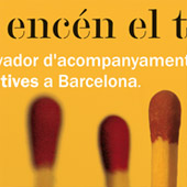 Graphic Project: Barcelona Activa promotional campaign: Creamedia - thumbnail