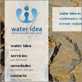 Website Project: water idea - thumbnail