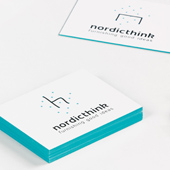 Graphic Project: nordicthink Identity and Communication - thumbnail