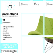 Website Project: nordicthink - thumbnail
