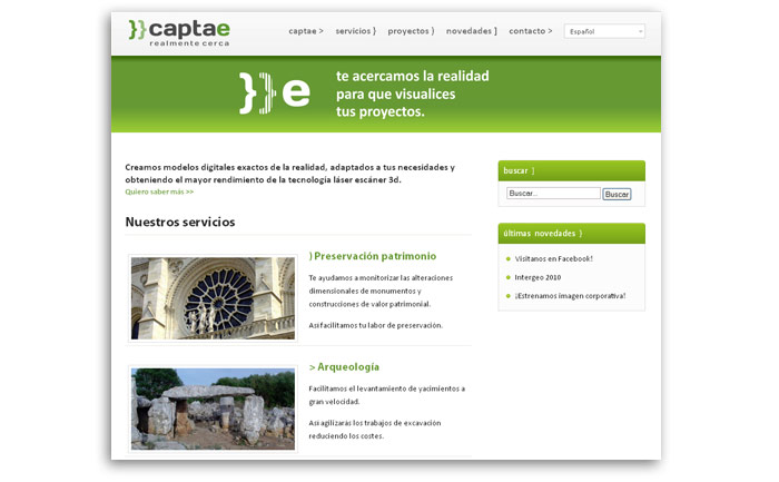 captae web photo
