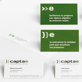 Graphic Project: captae Identity and Communication - thumbnail