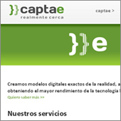 Website Project: captae - thumbnail