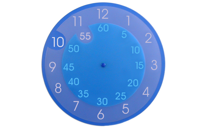 Photo DidacTIC·TAC clock
