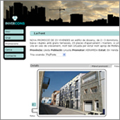 Website Project: Invercons - thumbnail