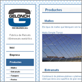 Website Project: Roc Gelonch - thumbnail